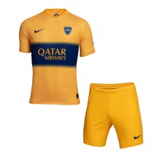 Boca Juniors Away Kit 2019/20 - Niños