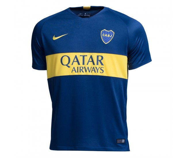 Boca Juniors Home Camiseta 2018/19