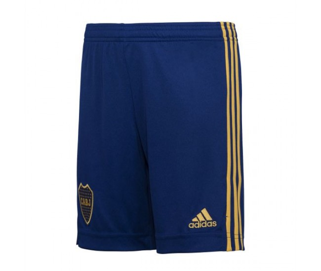 Shorts Uniforme Titular Boca Juniors 2020