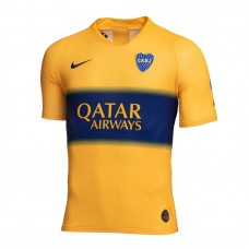 Camiseta Nike Match 2019/20 Boca Jrs Alternativa De Juego
