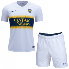 Boca Juniors Away Kit 2018/19 - Niños