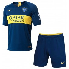 Boca Juniors Home Kit 2018/19 - Niños