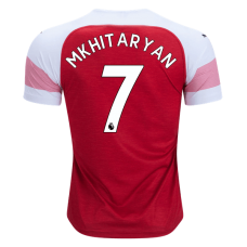 MKHITARYAN Arsenal Home Camiseta 2018/19