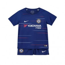 Chelsea Home Stadium Kit 2018-19 - Niños