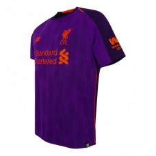 Virgil van Dijk LFC MENS AWAY CAMISA 18/19
