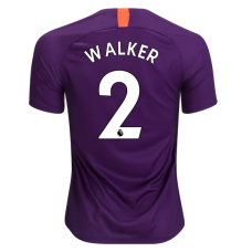 Walker Manchester City Camiseta del tercer estadio 2018-19