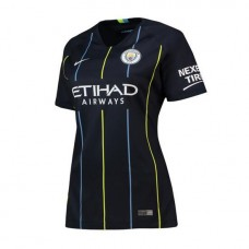 Manchester City Away Camiseta de estadio 2018-19 - Mujeres.