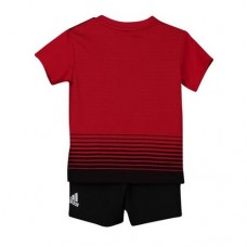 Manchester United Home Kit 2018-19 -  Niños