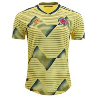 Colombia 2019 Copa América Home Player Jersey
