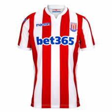 Stoke City 2018-19 Adult Home Camisa de las SS