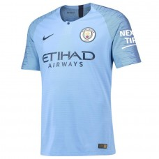 Manchester City Nike 2018-19 Home Camiseta Vapor Match