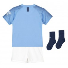 Manchester City Home Stadium Kit 2018-19