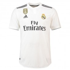 Real Madrid Home Auténtico Camiseta 2018-2019