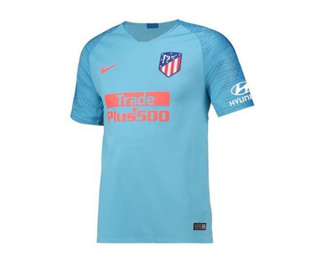 Atlético de Madrid 2018-2019 Away Camisa del estadio