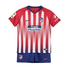 Atlético de Madrid Home Stadium Kit 2018-19 Niños