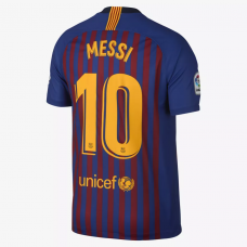 FC Barcelona 2018-2019 Stadium Home (Lionel Messi) Camiseta