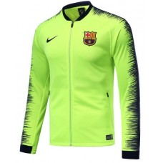 FC Barcelona 2018/19 Chaqueta Anthem Full-Zip - Verde