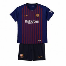 BARCELONA 2018/19 Home Kit - Niños