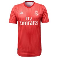 Real Madrid 2018/19 Tercer Autentico Camiseta