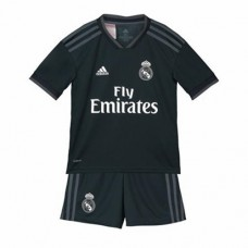 Real Madrid 2018/19 Away Kit - Niños