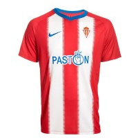 Real Sporting de Gijón Home Camisa 2018-19