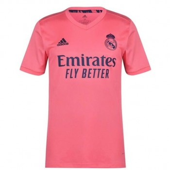 Camiseta Real Madrid Visitante 2020 2021
