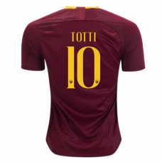 TOTTI AS ROMA HOME CAMISETA 2018/19