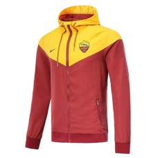 AS ROMA Amarillo Windrunner Chaqueta 2018/19