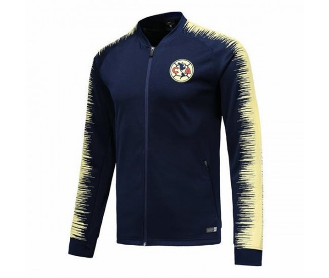 Club america Anthem Navy Chaqueta 2018/19