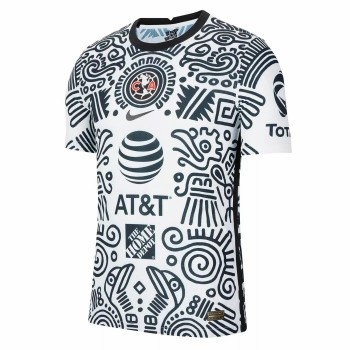 Camiseta Club America Nike Third Authentic Blanco 2021