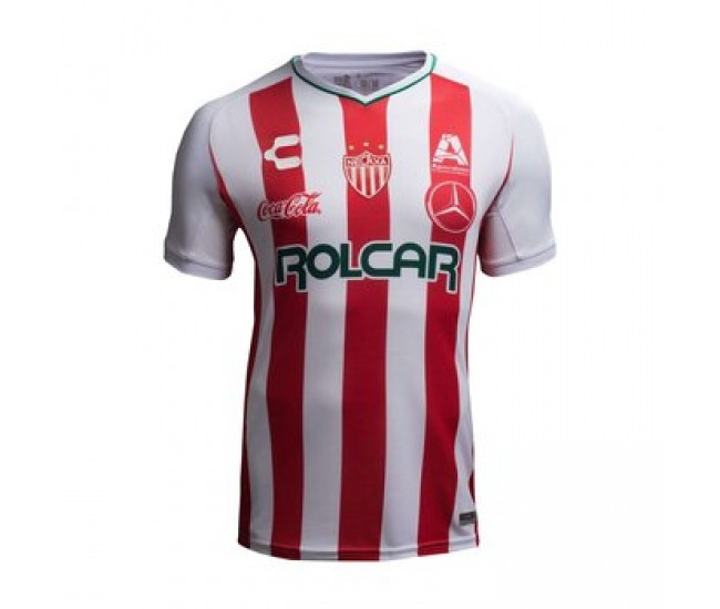 Necaxa Home Camiseta 2018-19