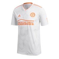 Men's Atlanta United FC adidas Blanco 2018 King Peach Autentica camiseta