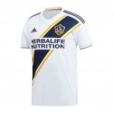 LA Galaxy 2018 adidas Authentic Camiseta  primario - blanco