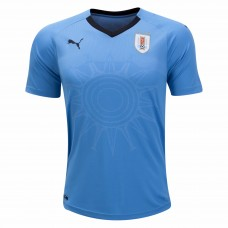 Camiseta de local de Uruguay 2018