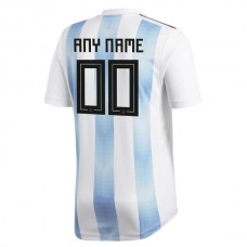 Argentina National Team adidas 2018 Home Custom Camiseta
