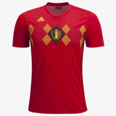 Belguim National Team Adidas 2018 Home Camiseta