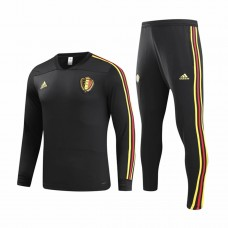 Belguim National Team Training Adidas 2018 Soccer Tracksuit 2018/19 - kids
