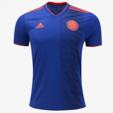 Colombia National Team adidas 2018 Away Jersey