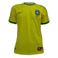 Brazil 1998 Retro Home Camiseta