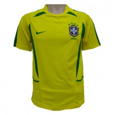Brazil 2002 Retro Home Camiseta