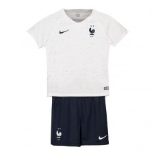 France 2018 Kids Away Equipo