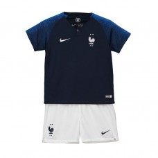 France 2018 Kids Home Equipo