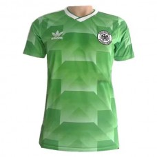 Alemania Retro Away Camiseta  1988