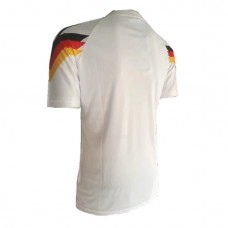 Alemania  Retro Home Camiseta  1990