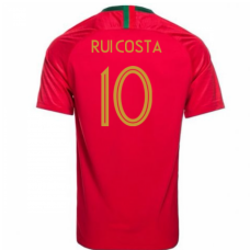 Portugal 2018 Home Camiseta (Rui Costa 10)