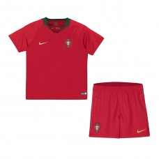 Portugal 2018 Home Kit - Niños