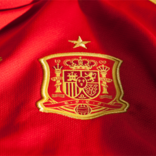 Spain 2018 Home Kit - niños