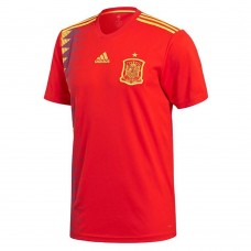 Spain 2018 Home Camiseta  (Luis Enrique 21)