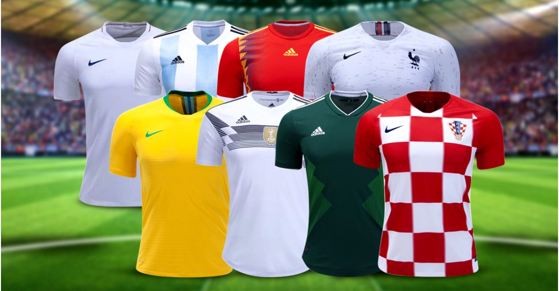 National Teams Jersey